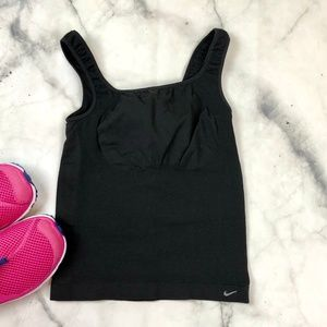**3/$30 Nike Dry Fit Black Top Size 12 - 14